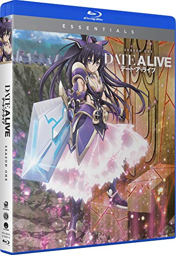 Date A Live: Season One [Blu-ray]