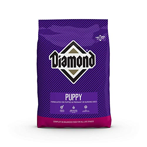 Diamond Premium Recipe Complete And Balanced Dry Dog Food For Growing Puppies 20Lb