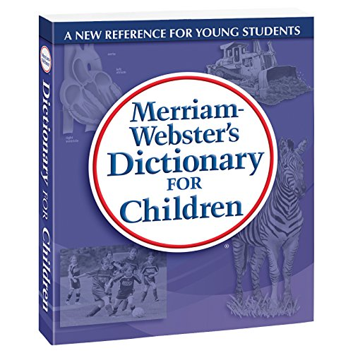 Merriam-Webster MW-7302-A1 Dictionary for Children