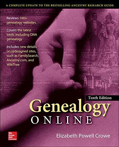 Genealogy Online, Tenth Edition