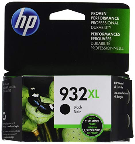 HP 932XL | Ink Cartridge | Black | CN053AN