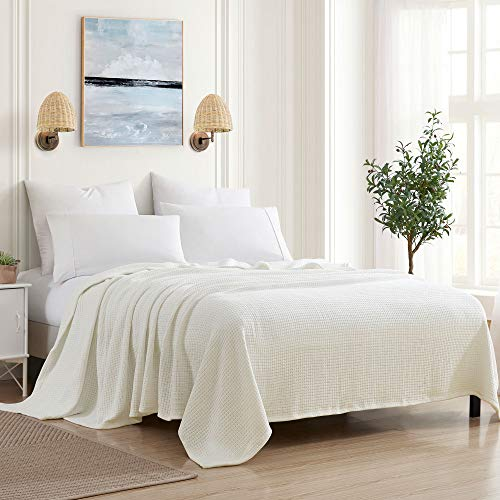 Sweet Home Collection Design Soft and Comfortable All Season, King, Ivory