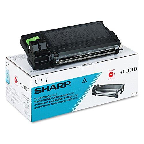 Sharp AL110TD AL110TD Toner 4000 Page-Yield Black