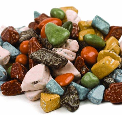 Kimmie ChocORocks Chocolate Shaped Rock Candy 32OZ