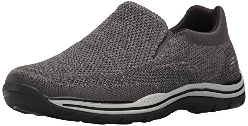 Skechers Relaxed Fit Expected - Gomel Gray Knitted Mesh 11 D (M)