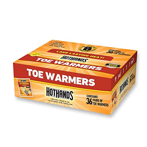 HotHands Toe Warmers, 36 ct.