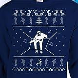 Drake Hotline Bling Ugly Christmas Sweater Crewneck Funny Dance Navy Music Hip Hop Rap More Life