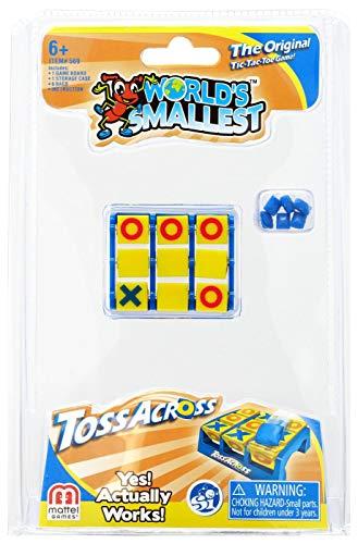 Worlds Smallest Toss Across Game
