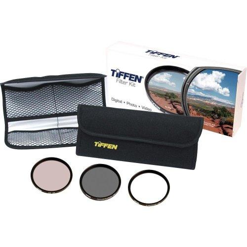 Tiffen 43mm Photo/Video Essentials Filter Kit