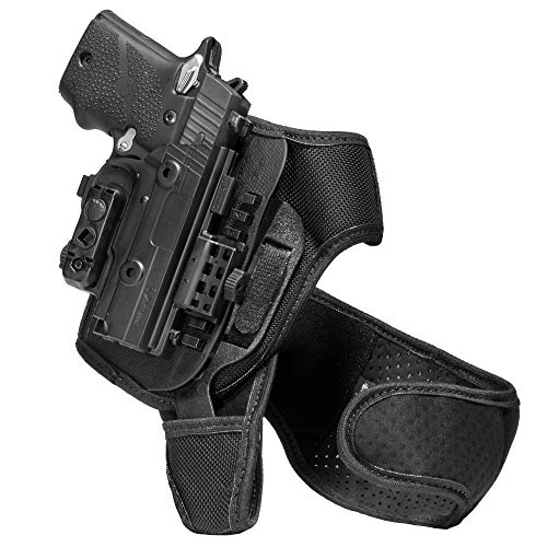 Alien Gear holsters ShapeShift Ankle Carry Holster Holster for a Glock 19 (Right Handed)