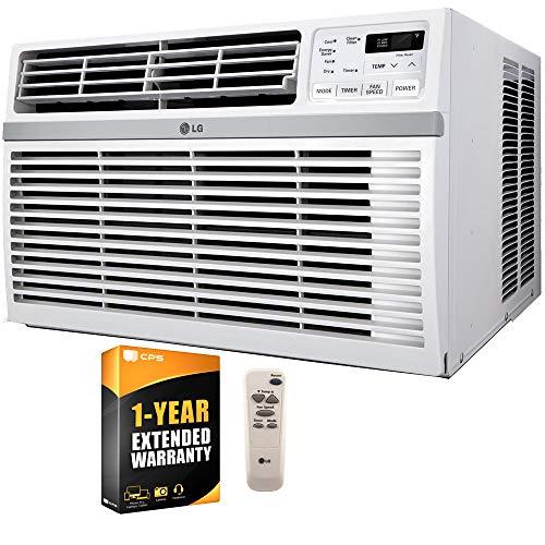 LG 8000 BTU Window Air Conditioner 2016 Estar (LW8016ER) with 1 Year Extended Warranty