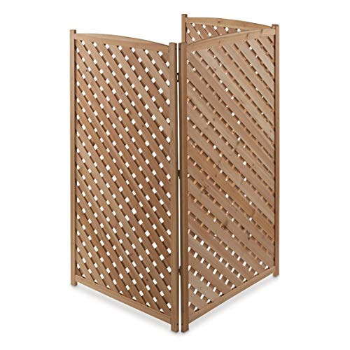 CASTLECREEK Air Conditioner Fence Screen -Tall, AC Covers for Outside to Hide Air Conditioner & for Outdoor Privacy