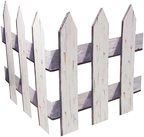 Picket Fence Cutouts Party Accessory (1 count) (3/Pkg)