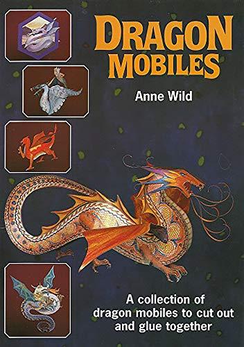 Dragon Mobiles: Five models to make (Tarquin Make Mobiles Series)