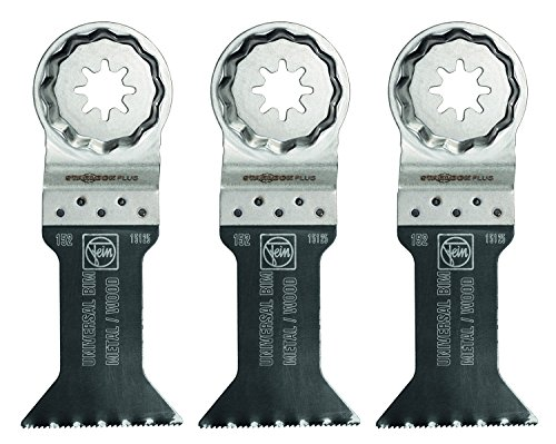 FEIN POWER TOOLS 63502152270 1-3/4' E-Cut Universal Saw Blade