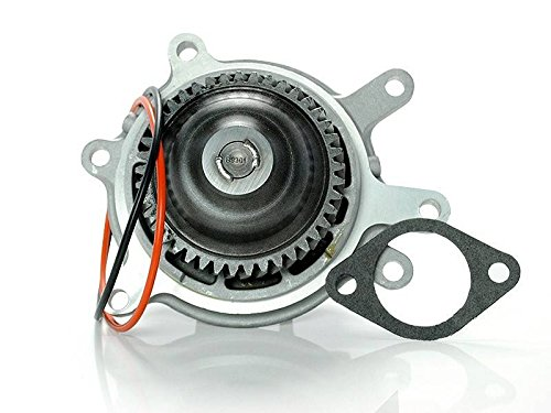 Sinister Diesel 'Welded' Water Pump for 2001-2005 Duramax LB7 / LLY