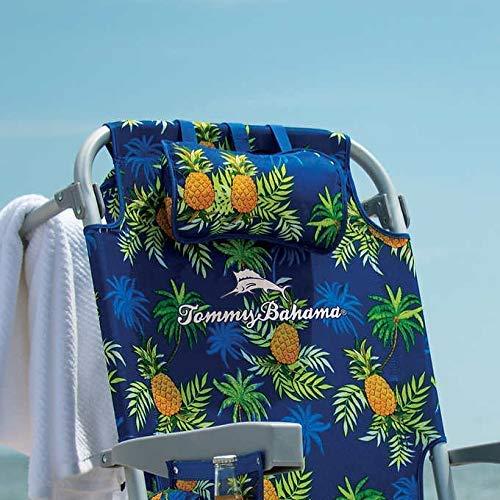 Tommy Bahama Beach Chair 2020 (Yellow Pineapple).