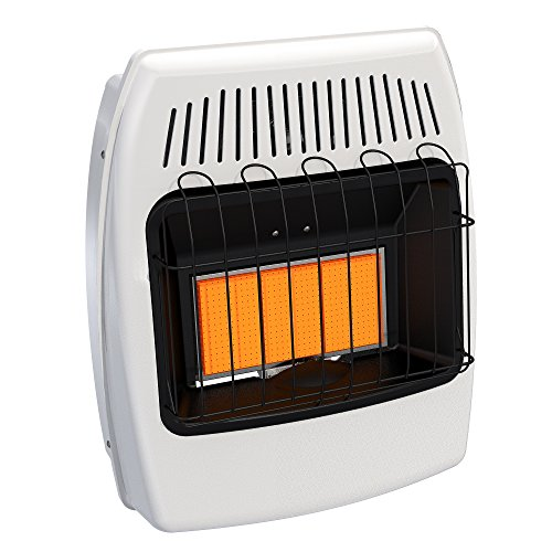 Dyna-Glo IR18NMDG-1 18,000 BTU Natural Gas Infrared Vent Free Wall Heater