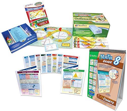 Newpath Math Curriculum Learning Module, Grade 8-10