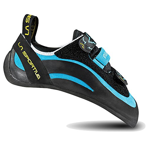 La Sportiva Miura VS Womens Climbing Shoe Blue - 39.5