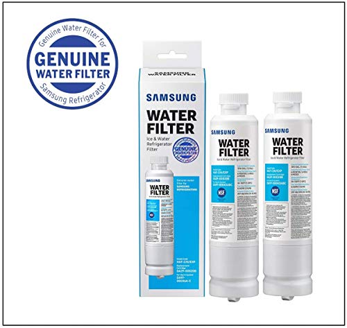 2 Pack Samsung DA29-00020B HAF-CIN/EXP Refrigerator Water Filter