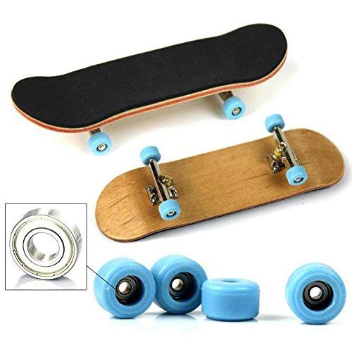 Etmact Professional Mini Fingerboards/ Finger Skateboard -1 Pack Skateboards Mini Toys Toy Skateboard Finger Skateboard Fingerboard Finger Boards Finger Skateboards for Kids Toy Packs Finger Toys