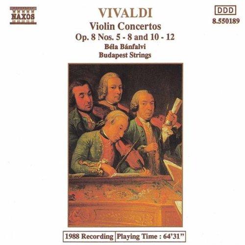 Violin Concerto in B flat major, RV 362, 'La caccia': I. Allegro