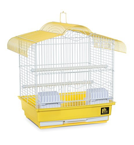 Prevue Pet Products SP50031 Bird Cage, Small, Yellow