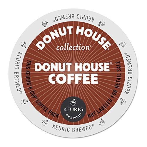 Donut House 6534CT Donut House Coffee K-Cups, 96/carton