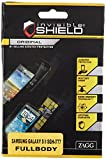 ZAGG invisibleSHIELD for AT&T Samsung Galaxy S II SGH-i777 (Full Body) - Skin - Retail Packaging - Clear