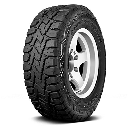 Toyo OPEN COUNTRY R/T All Terrain Radial Tire - 35/12.5R20 121Q