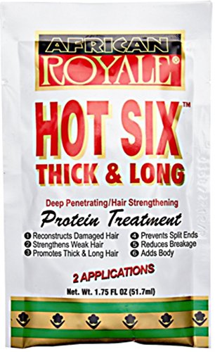 African Royale Hot Six Oil, 1.75 oz (Pack of 5)