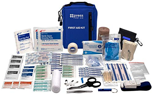 Xpress First Aid 100 Piece All-Purpose First Aid Kit