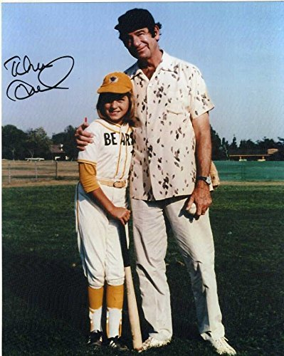 Tatum O'Neal BAD NEWS BEARS In Person Autographed Photo (Private Signing)