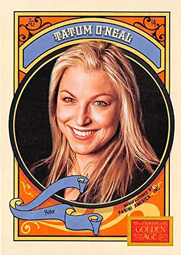 Tatum ONeal trading card (Paper Moon Bad News Bears) 2014 Golden Age #137