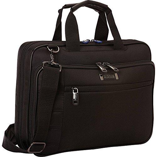 Kenneth Cole Reaction Keystone Checkpoint Friendly 15' Laptop & Tablet Business, School, Travel Bag, Black, Laptop Case