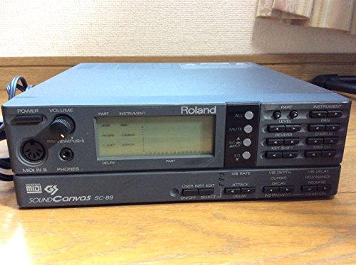 Roland SC-88 Sound Canvas Sound Module