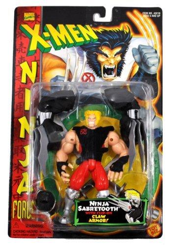 X-Men Ninja Force Ninja Sabertooth