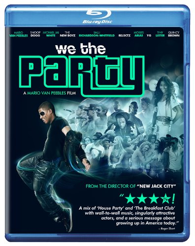 We The Party [Blu-ray]