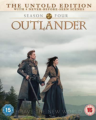 Outlander - Season 4 [Blu-ray] [2018]