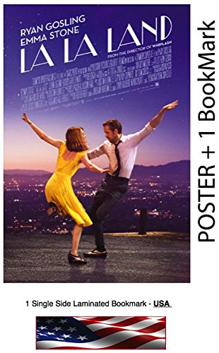 La La Land Movie Poster 24 x 36 Inches : Ryan Gosling, Emma Stone