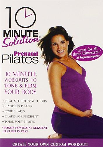 10 Minute Solution: Prenatal Pilates