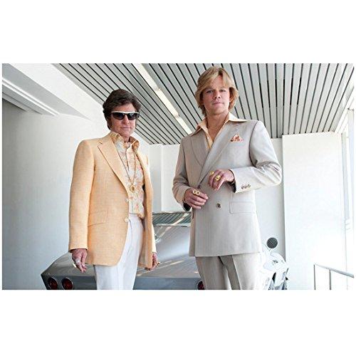 Behind the Candelabra Matt Damon (Scott Thorson) and Michael Douglas (Liberace) in Suits 8 x 10 Inch Photo