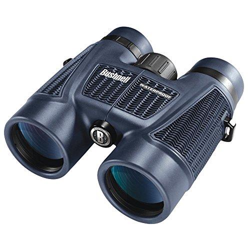 Bushnell H2O Waterproof/Fogproof Roof Prism Binocular, 8 x 42-mm, Black, Model Number: 158042
