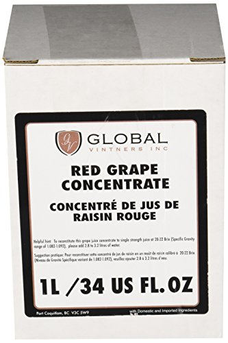 Winexpert Red Grape Concentrate - 1 Liter