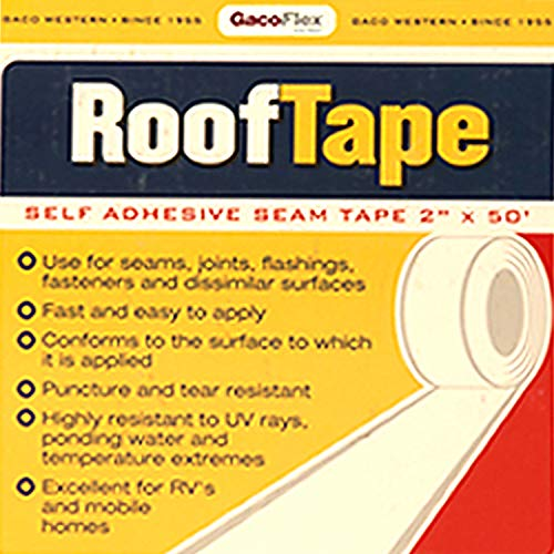 Gaco # GRT50 ~ Gaco Roof Tape - 2 inch x 50 ft roll