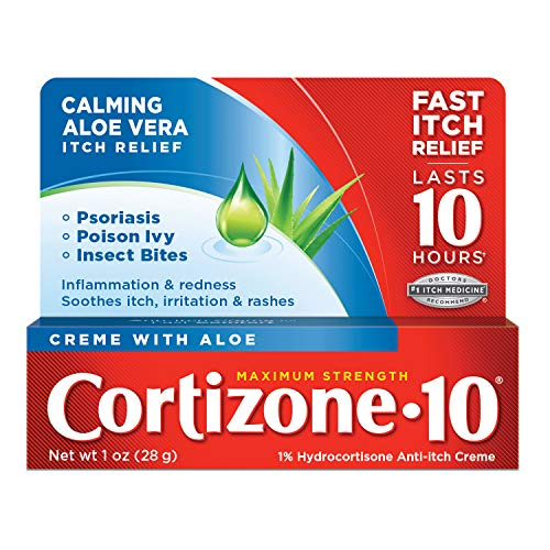 Cortizone 10 Plus Anti-Itch Cream (Pack of 1)
