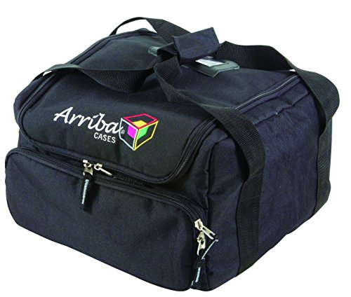 Arriba Cases AC-130 Padded Gear Transport Bag   13x13x9.5 Inches