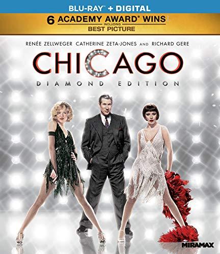 Chicago (Blu-ray + Digital)