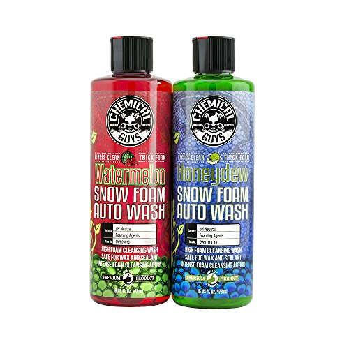 Chemical Guys HOL316 Ultimate Snow Foam Car Wash Combo Kit, 16 fl. oz.
